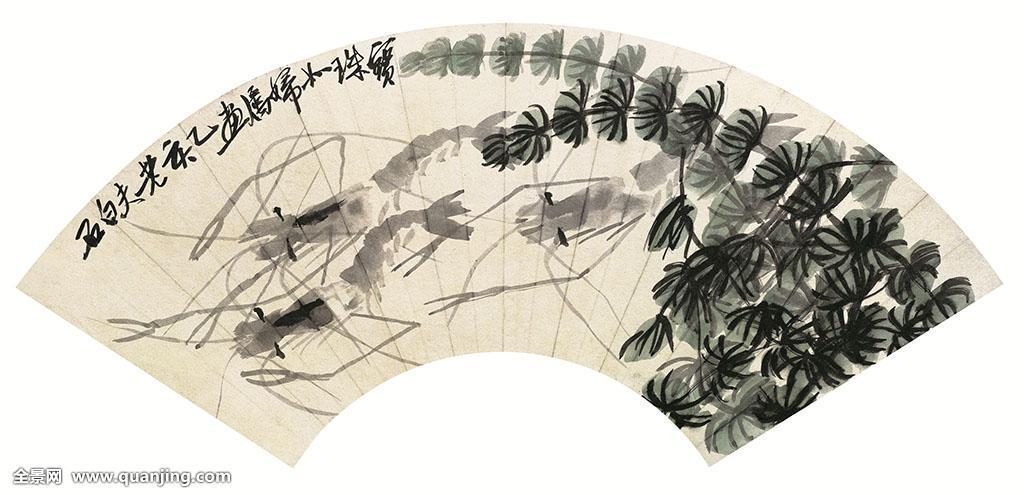 花草,奇石,锦绣山河,传统国画,意境,书房装饰画,花卉,中式酒店,装饰画图片