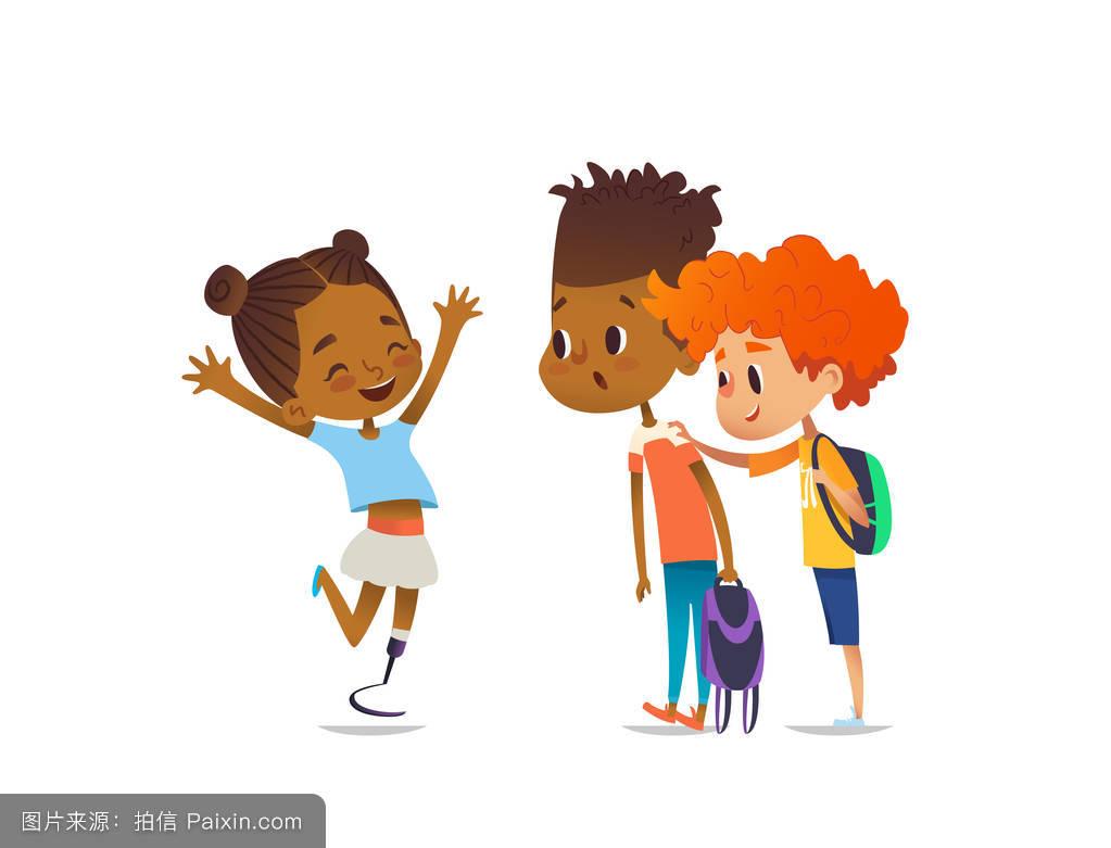 卡通,吃惊的,性格,假体,面对,概念,学校,惊讶的,打招呼,人造的,幸福图片