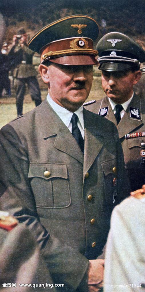纳粹德国党卫军军服的问题