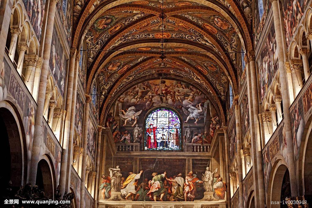 建筑,艺术,大教堂,中央教堂,艾米利亚-罗马涅大区,欧洲,意大利,中世纪图片