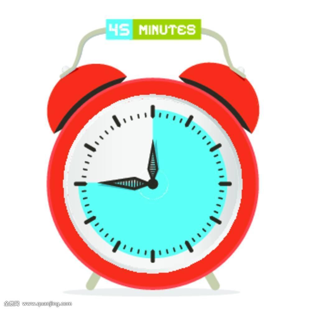 五�y.b�ab[ؙ:d�:!&�k��.b_五个,分钟,秒表,闹钟,矢量,插画