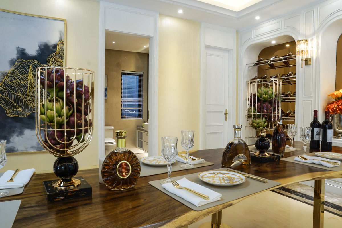 豪华别墅,别墅装修效果,洋房餐厅装修,家庭装修,家庭布置,欧式风格图片