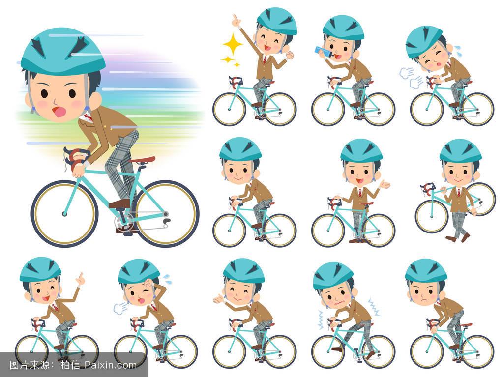 清爽,性格,竞争,自行车,饮食,平的,游戏,高中生,年轻人,中学生,头盔图片