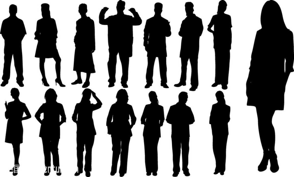 矢量图,跳,团队,舞者,相伴,形状,性感,阴影,运动,站着,主动,姿势,儿童图片