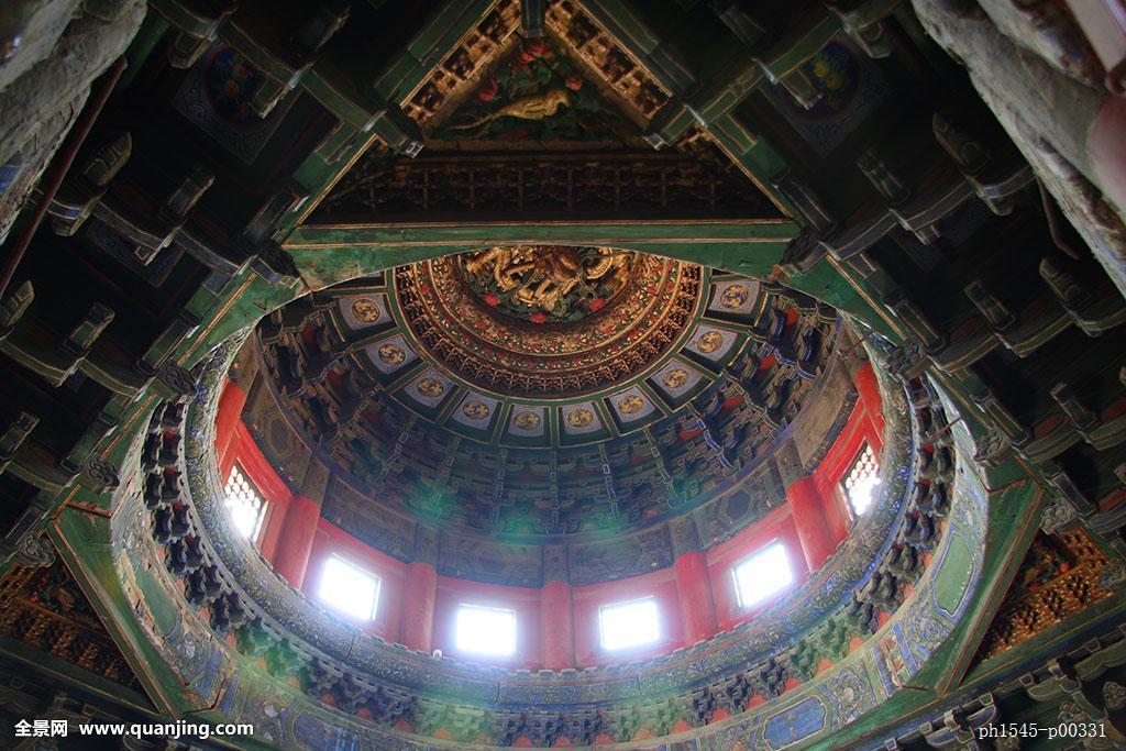 背景,建筑,中式建筑,标志建筑,木刻,古董,木雕,屋檐,古建筑,拱顶图片