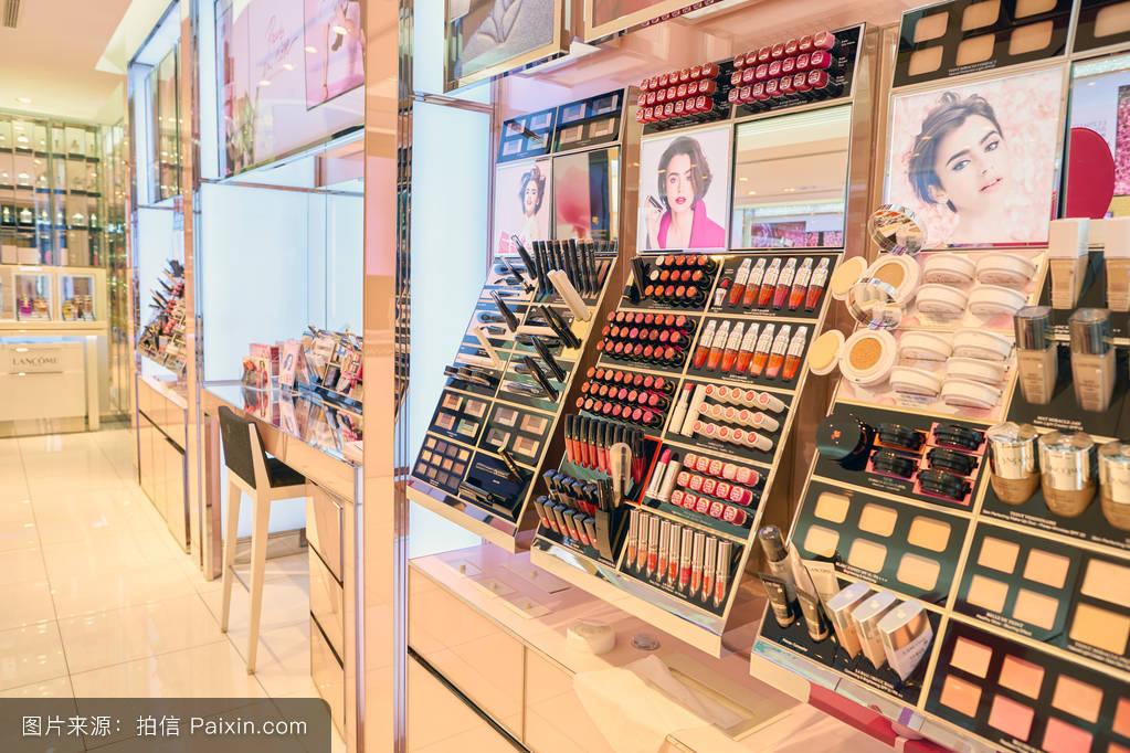 香港化妆品��-)��(:`d_零售,购物,商店,时髦的,化妆品,卖,位置,出口,商业,精品,地方,香港