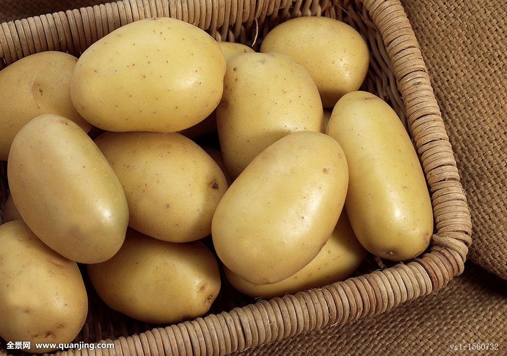tudou_蒙娜丽莎,土豆,马铃薯,蔬菜,篮子