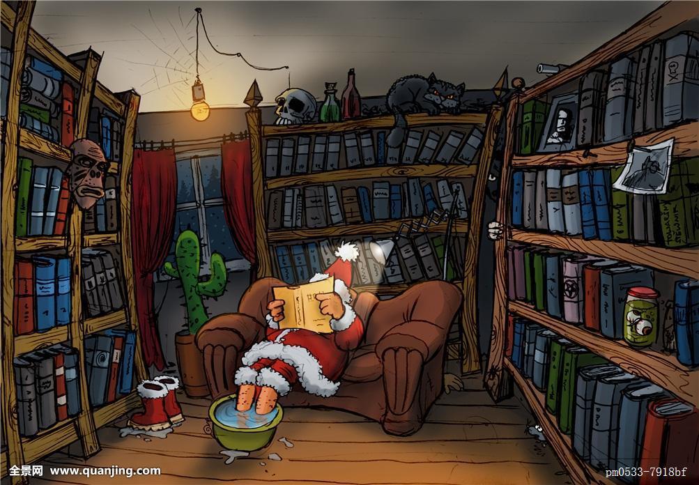 图书馆的秘密佳幼