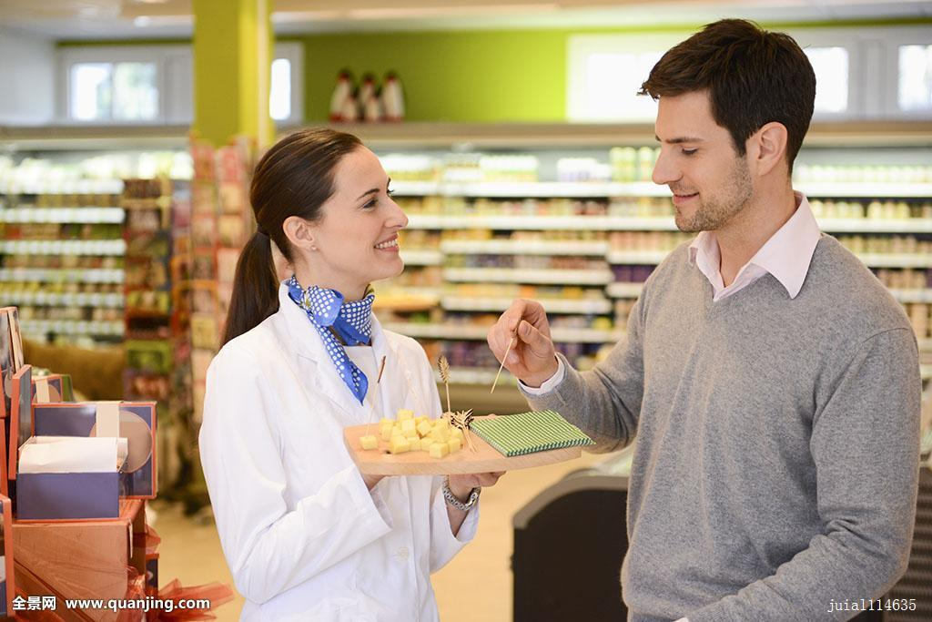 销售助理实周记_销售助理,给,顾客,奶酪,有机,杂货店