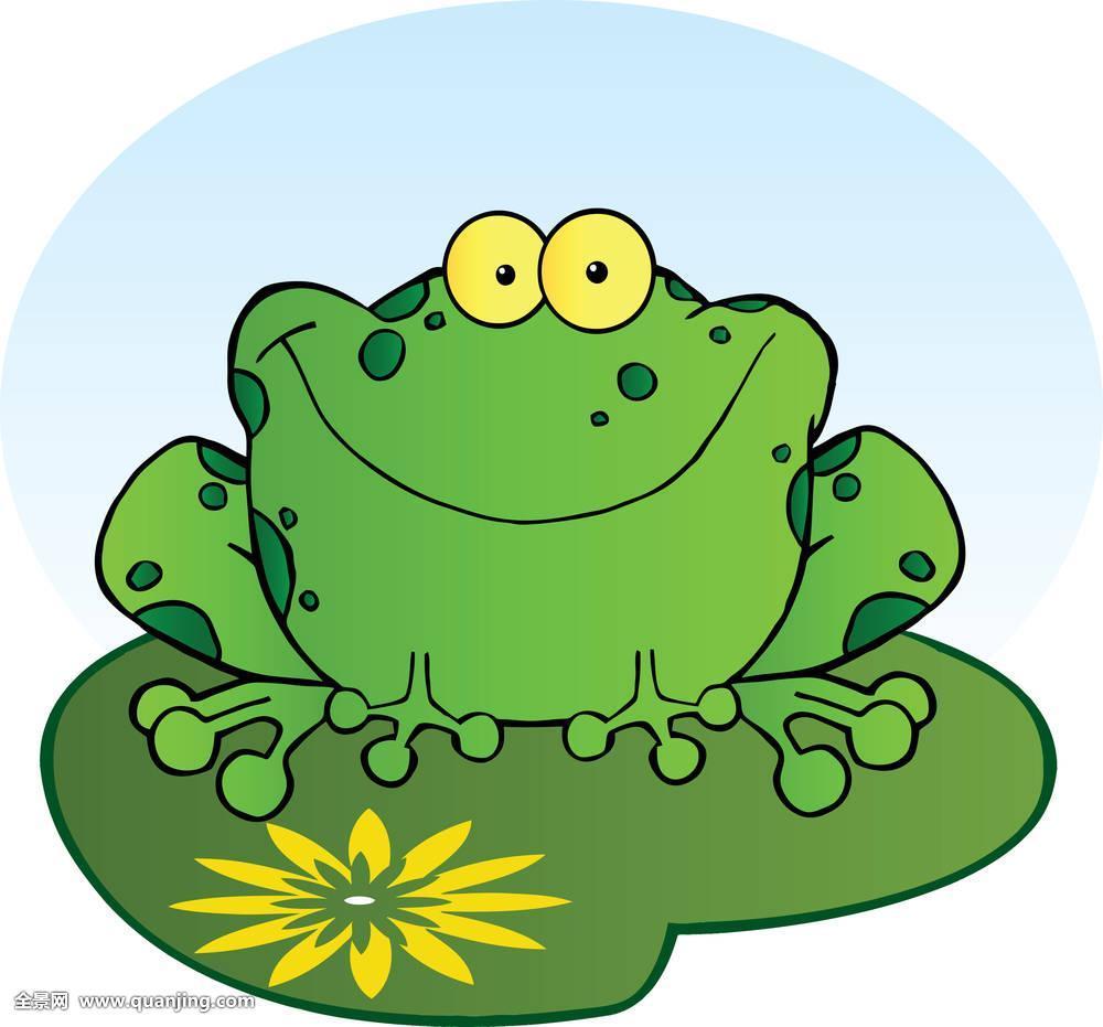 青蛙怎么保护庄家