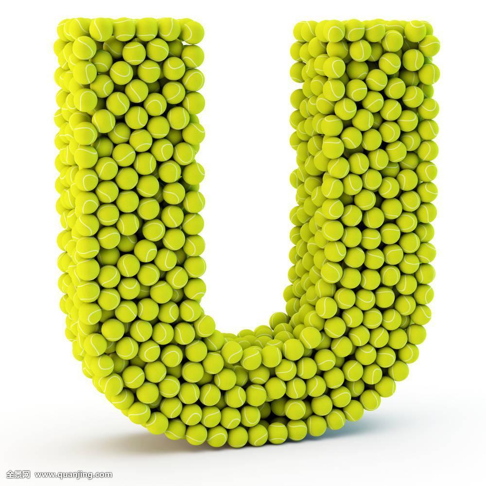 文字,网球图片