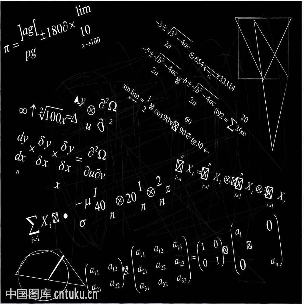 解决,考试,科学,绿色,上车,少量人群,式样,数学,数字,问题,物理学图片