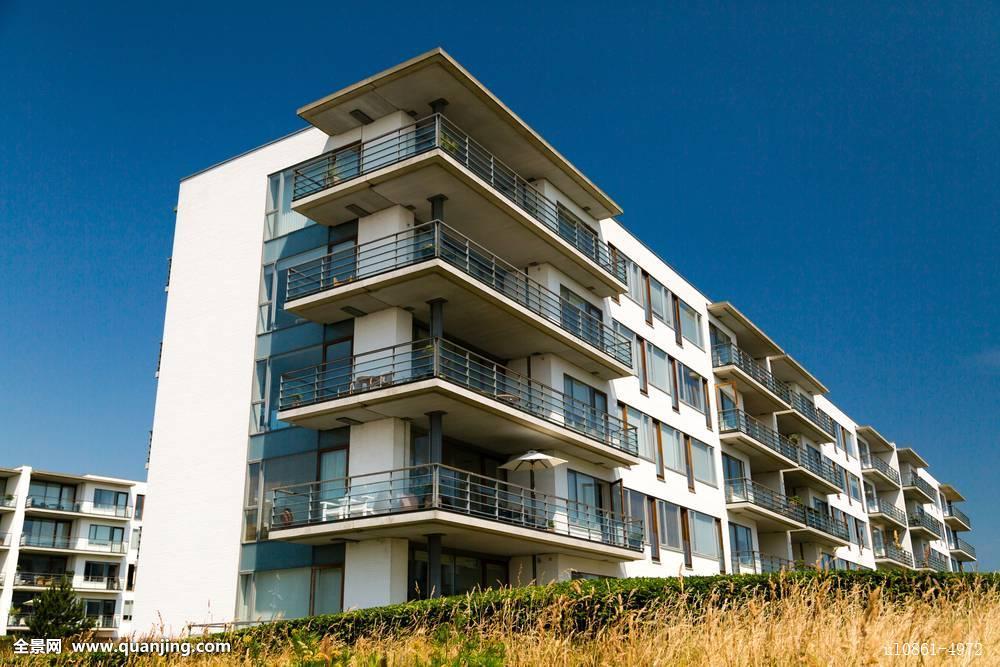 现代,住宅建筑图片