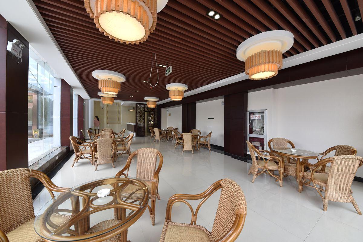 茶吧咖啡厅,吧台,休闲消遣,聚会,酒店宾馆,现在装修风格,中式风格图片