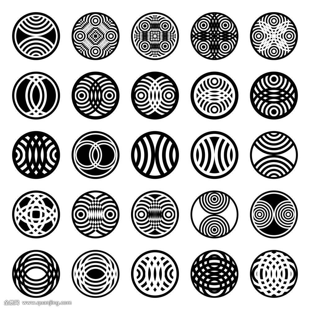 图案,圆,设计,纹身,玫瑰形饰物,标识,几何,图形,旋转,装饰,圆形,花饰图片