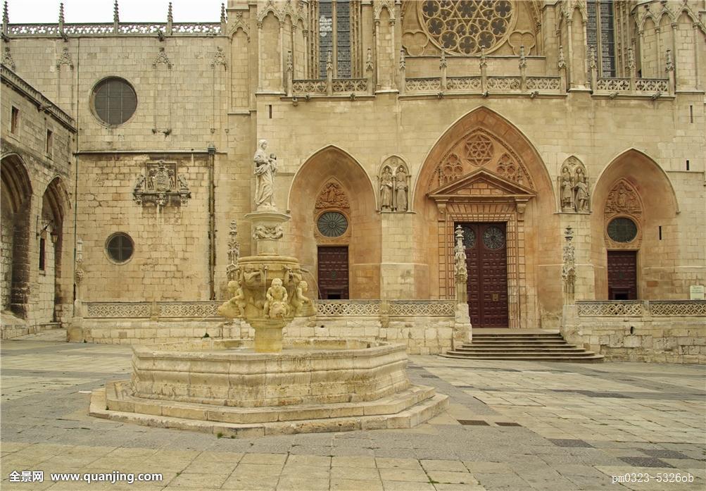 教堂,大教堂,欧洲,西班牙,哥特式,塔,旅行,历史,城市,城镇,石头,假日图片