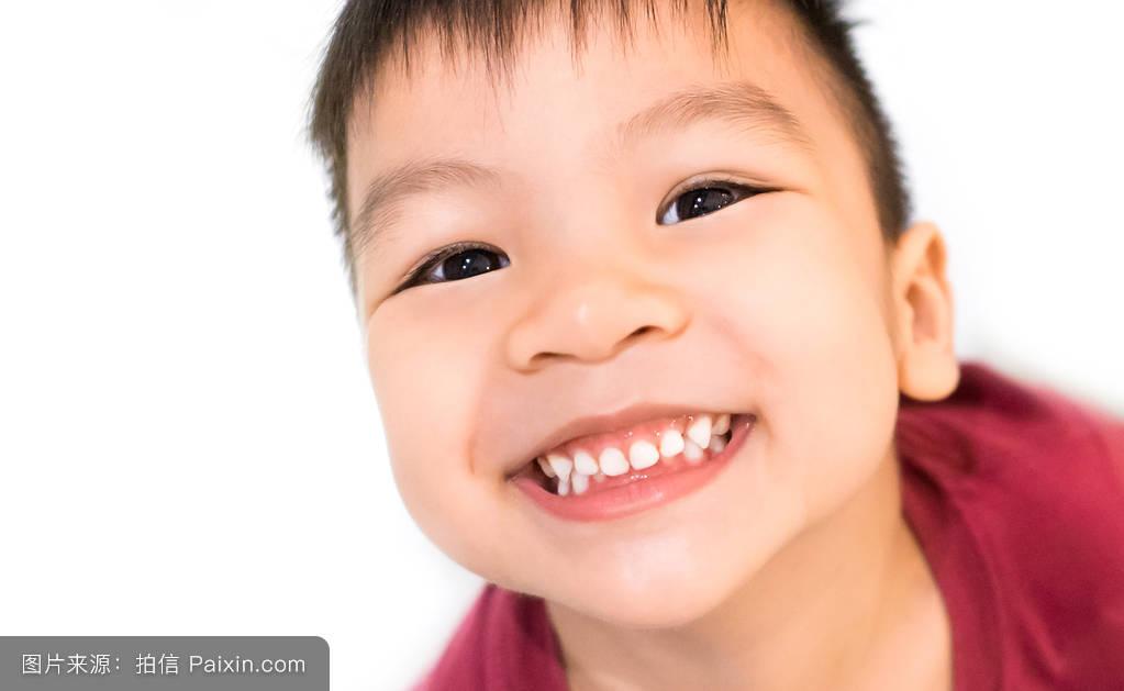 笑脸牙齿表情分享展示图片