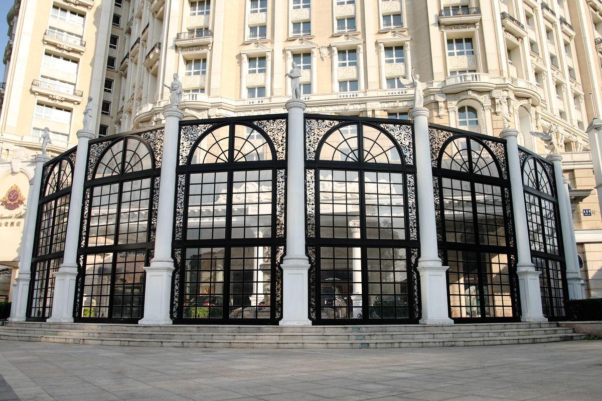 北京欧式建筑图片