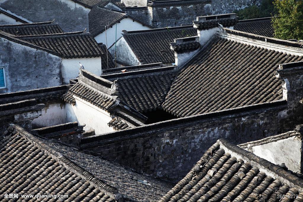 江南水乡-江苏苏州锦溪古镇图片