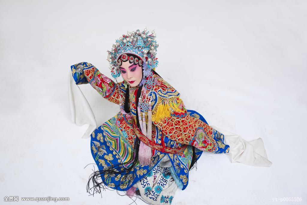 京剧杨贵妃图片