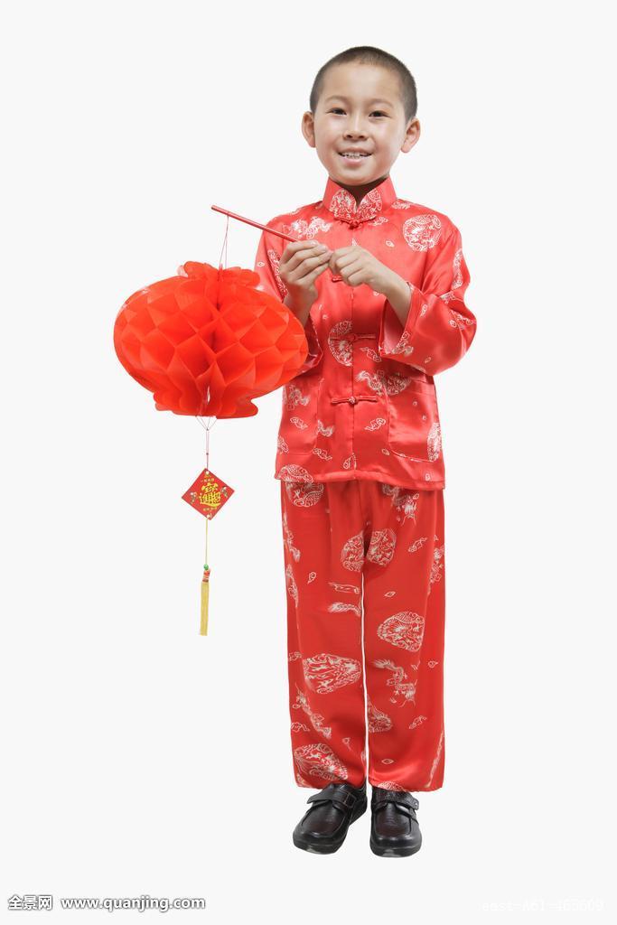 红色,鲜艳,中国文化,表现积极,概念,户内,面部表情,微笑的,小学生图片