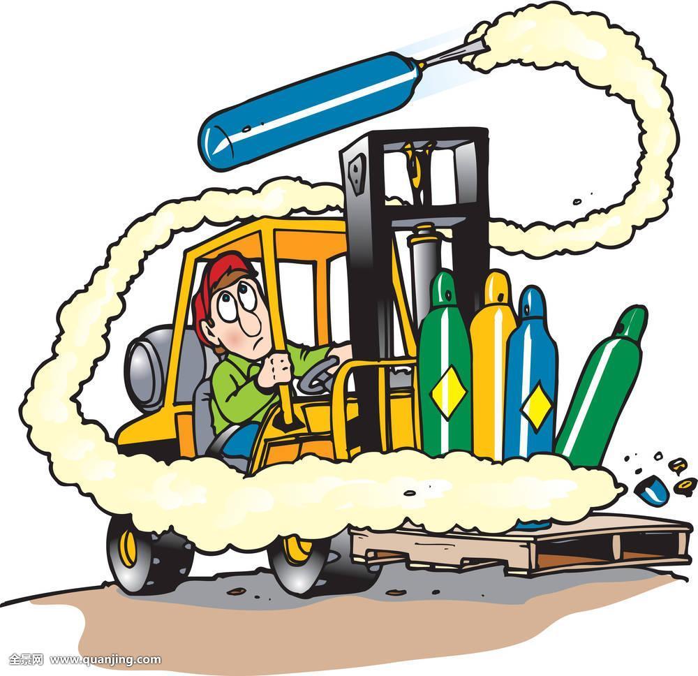 铲车分配阀结构图分享展示图片