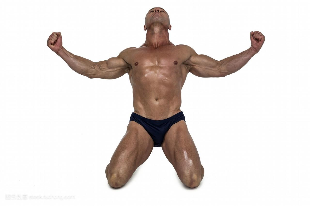 肌肉_健康,运动员,健康幸福,男人,养生,身体,白种人,胸部,力量,肌肉,健康