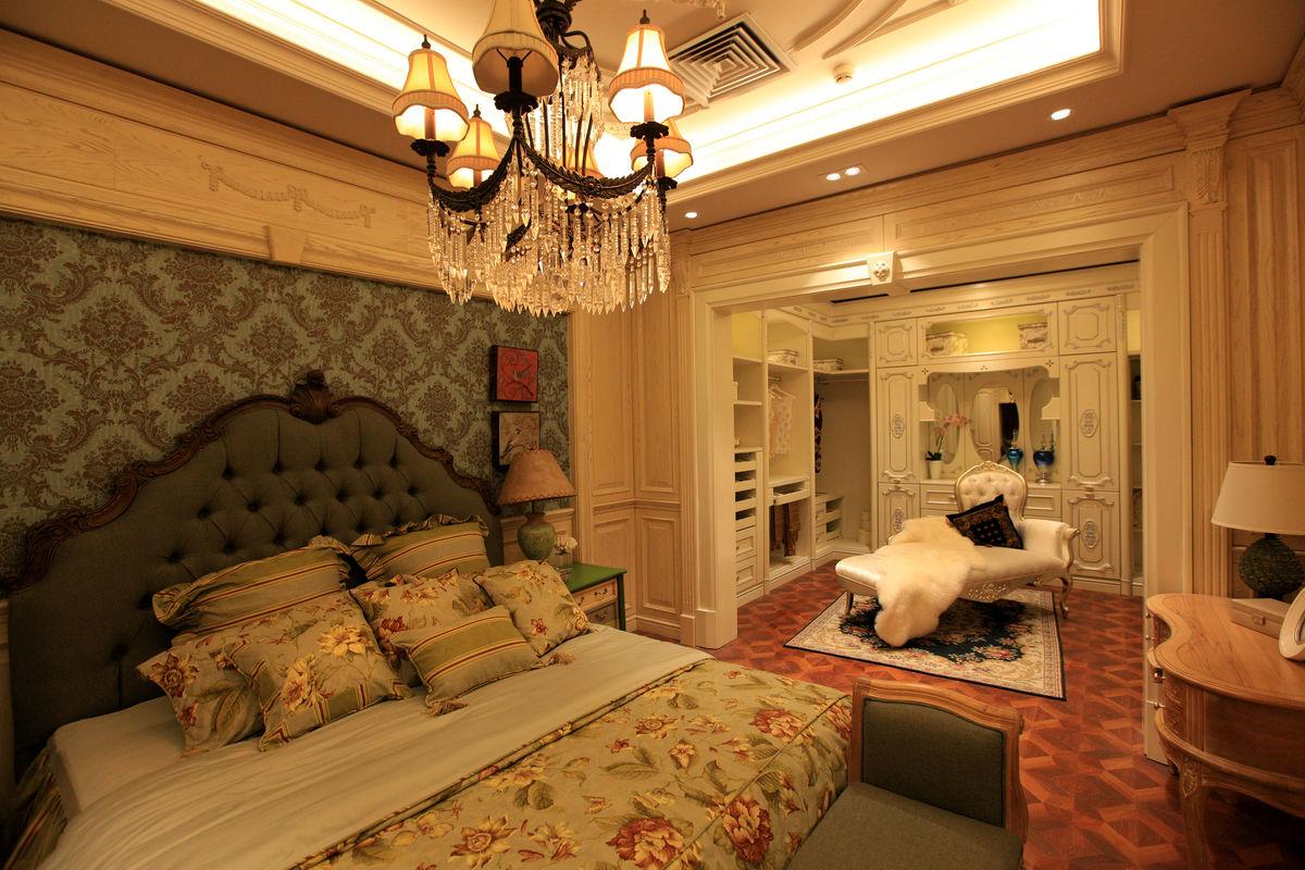 装饰,家居,家装,室内设计,装饰装修,实木家具,整体家具,主卧室,吊顶图片