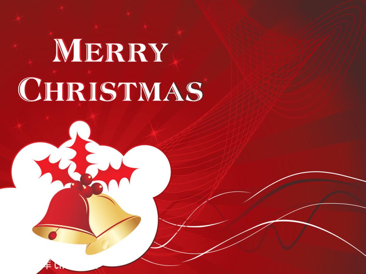 带有�z!�9�9il��'�i-9`�_带有铃铛和波浪的圣诞礼品盒