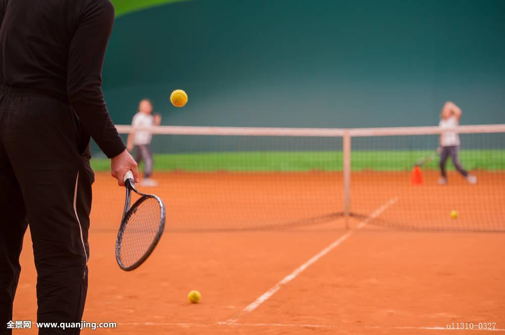 网球,指导图片