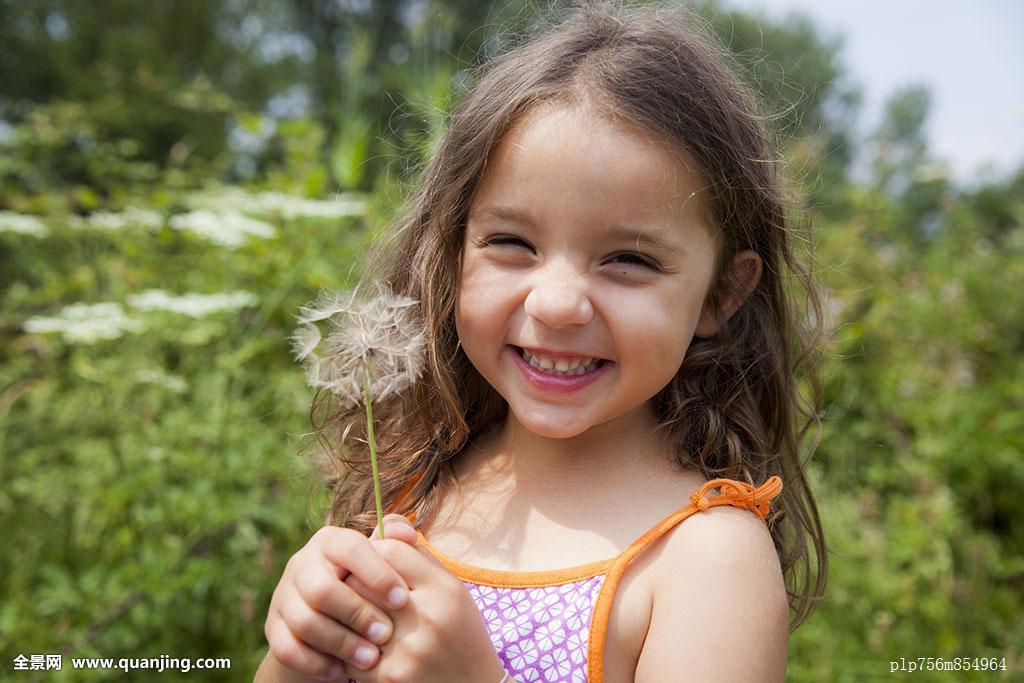 欧洲小女孩发型分享展示图片