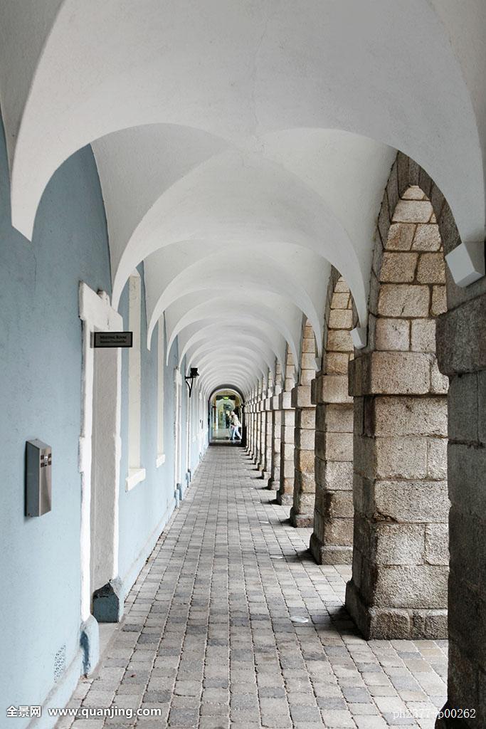 艺术,熏陶,历史,自豪,历史悠久,文化灿烂,爱尔兰民族,走廊,拱形,连廊图片