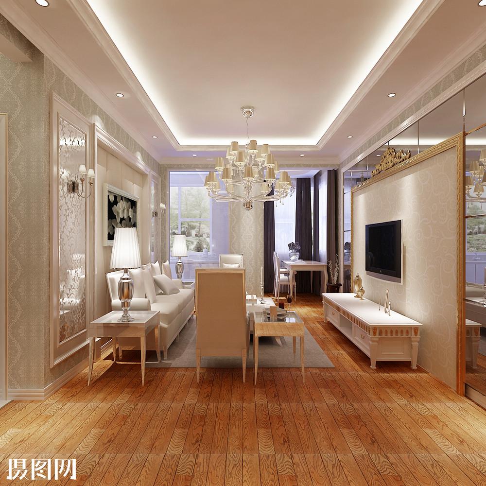客厅效果图,现代风格效果图,餐厅效果图,客厅,效果图,家装效果图图片