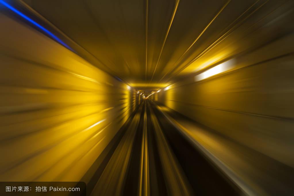 小件玉器囹�a_城市的,快速的,变焦,隧道,轨道,运动,光,网络,运输,摘要,速度,移动