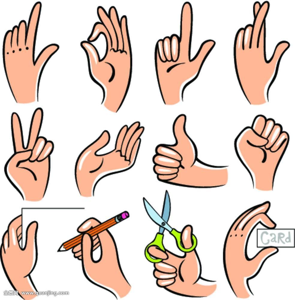 手,手指,接触,隔绝,人,大拇指,表情,概念,手势,成功,友谊,团队,象征图片