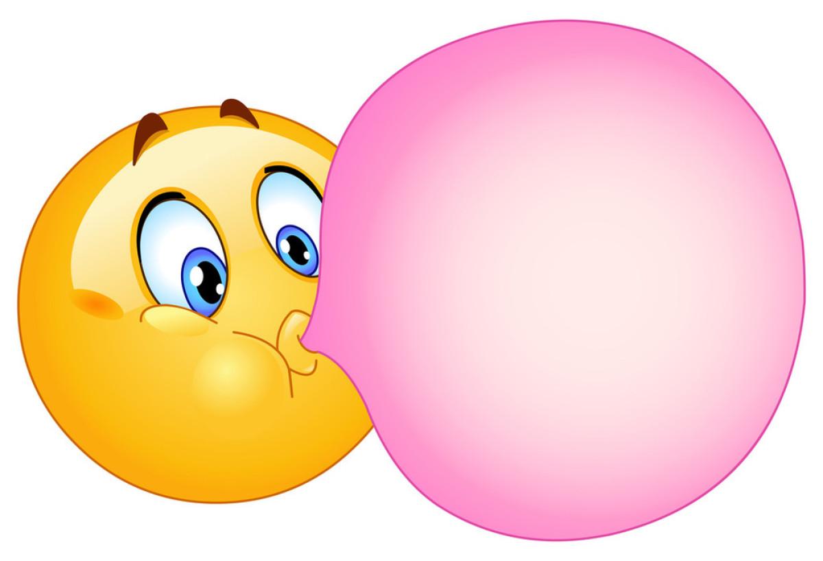 泡泡表情图片