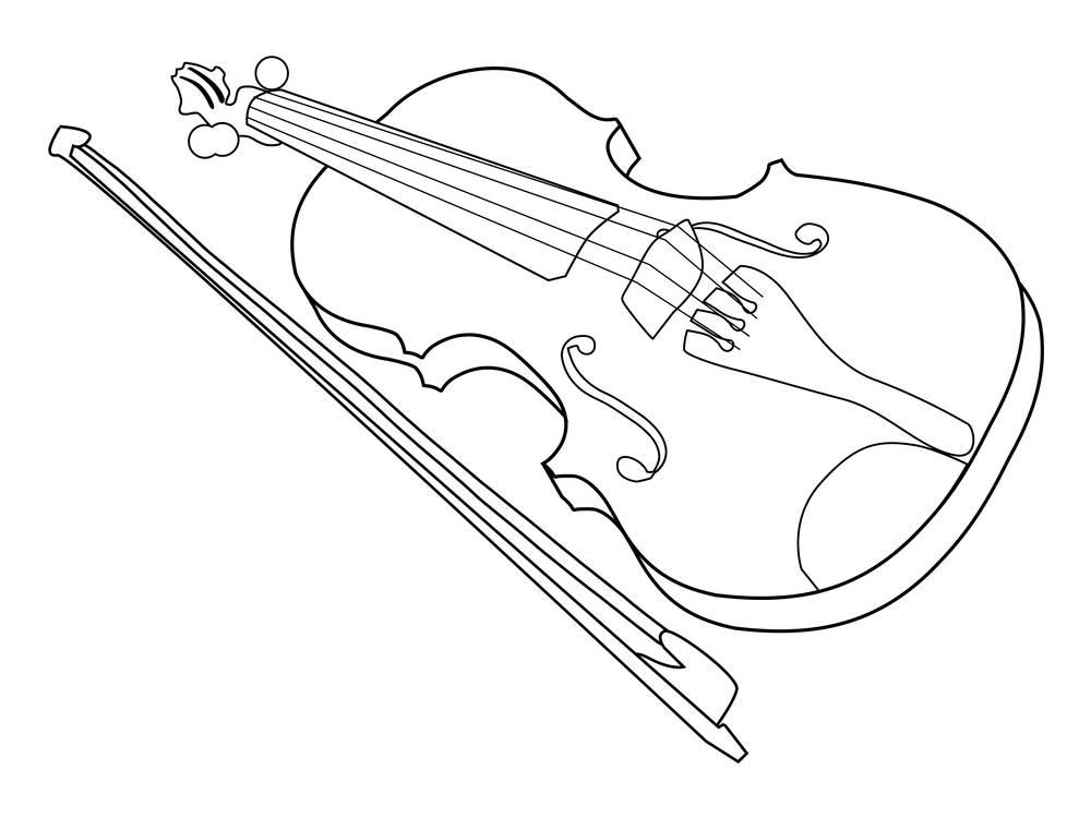 插画,和谐,器具,线,乐弓,艺术,形状,一个,木头,中提琴,木质,旋律,音符图片
