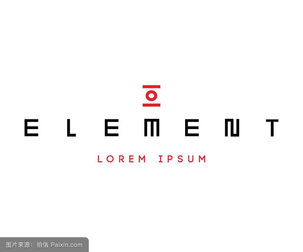 公司,标识,标志元素,形状,对称性,logo矢量,简单的,卡片,标志图标图片