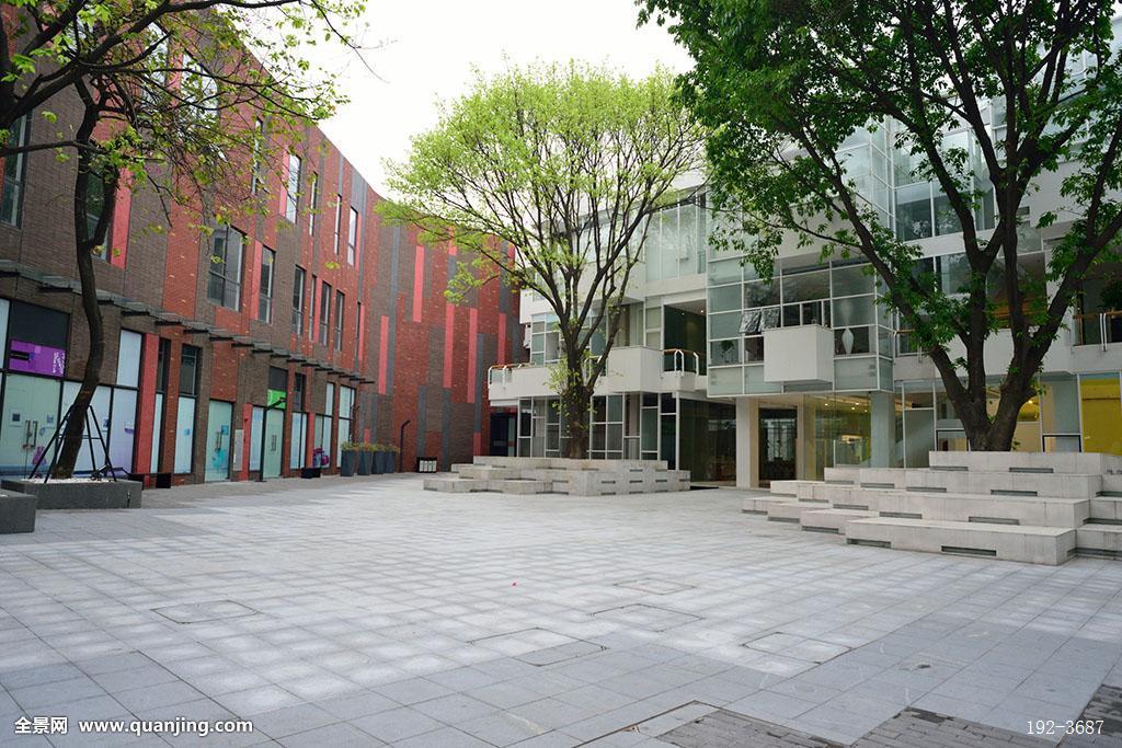 绿色,国际单位创意园区,艺术区,艺术,工厂,厂房,老厂房,楼房,改造图片