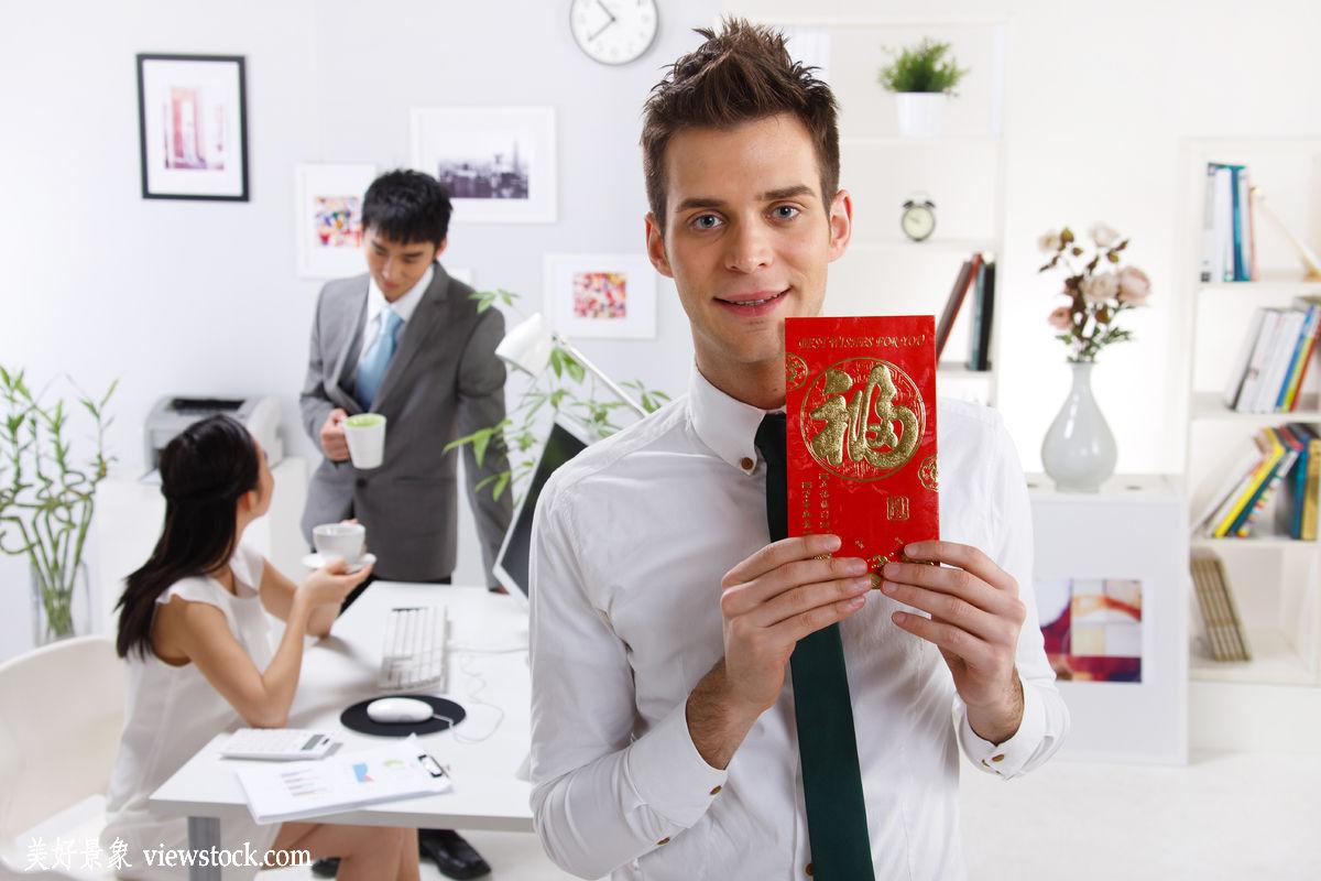 水平构图,中国文化,面部表情,办公室职员,工作场所,着装得体,愉悦,人图片
