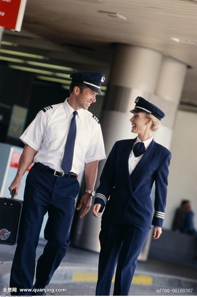 两个,空乘人员图片