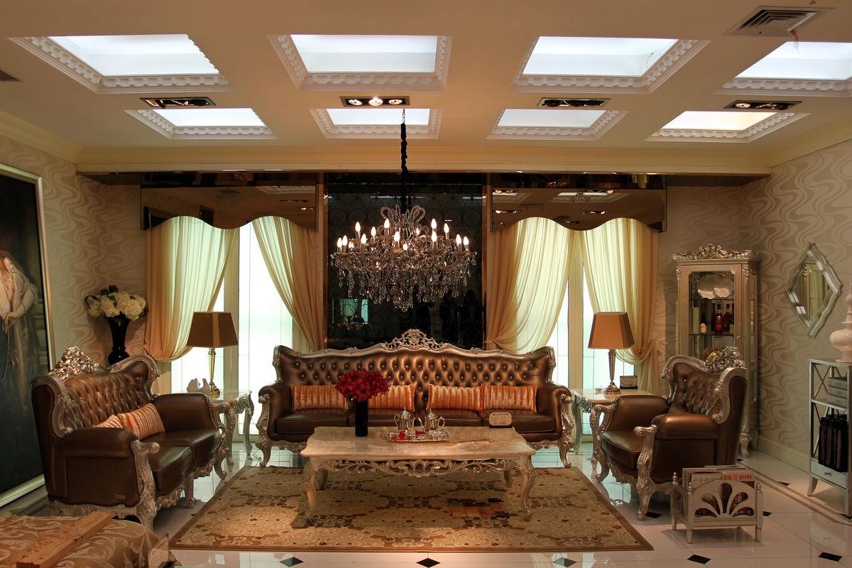 整体客厅,整体客厅家具,客厅装修,欧式客厅装饰,欧式整体家装,工艺图片