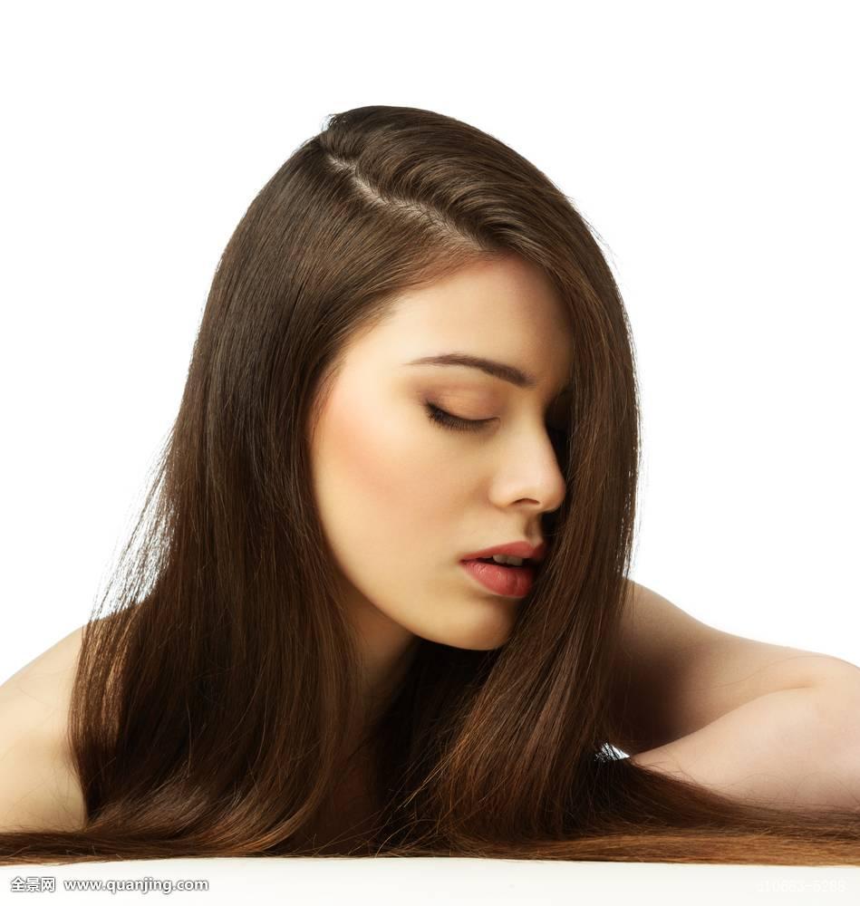 头发软稀适合什么发型分享展示图片