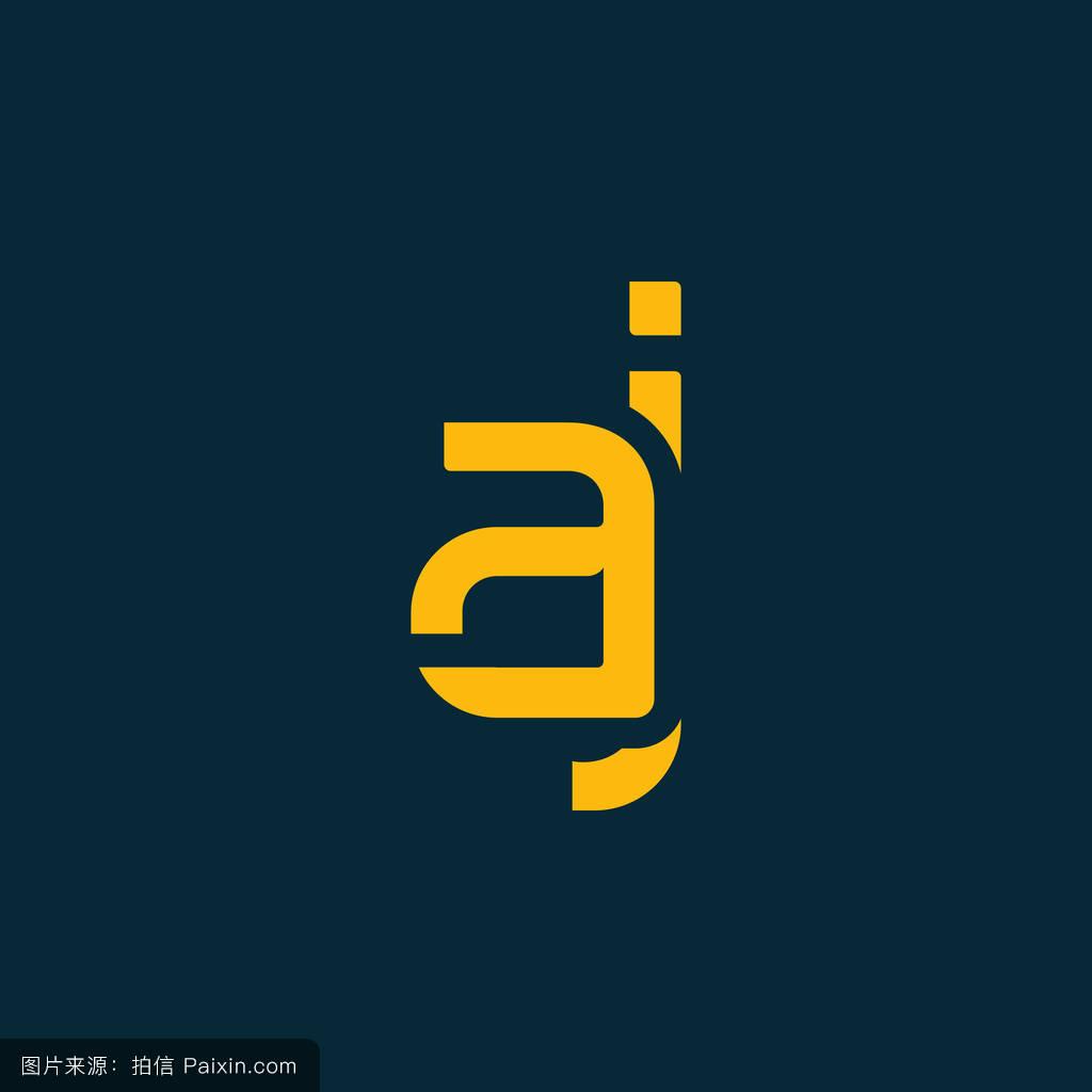 天底良�yaj:f�_aj连接字母标志