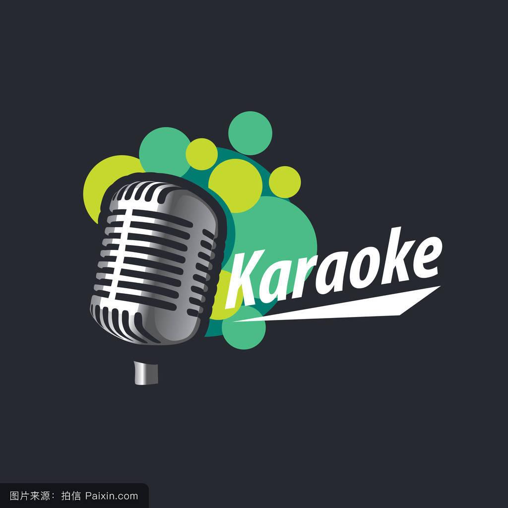 唱,麦克风,标志,mic,聚会,模板,概念,符号,通信,歌曲,签名,标识,图解图片