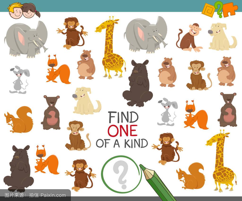 一种动物游戏图片