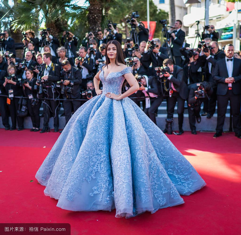 艾西瓦娅·雷出席戛纳电影节图片