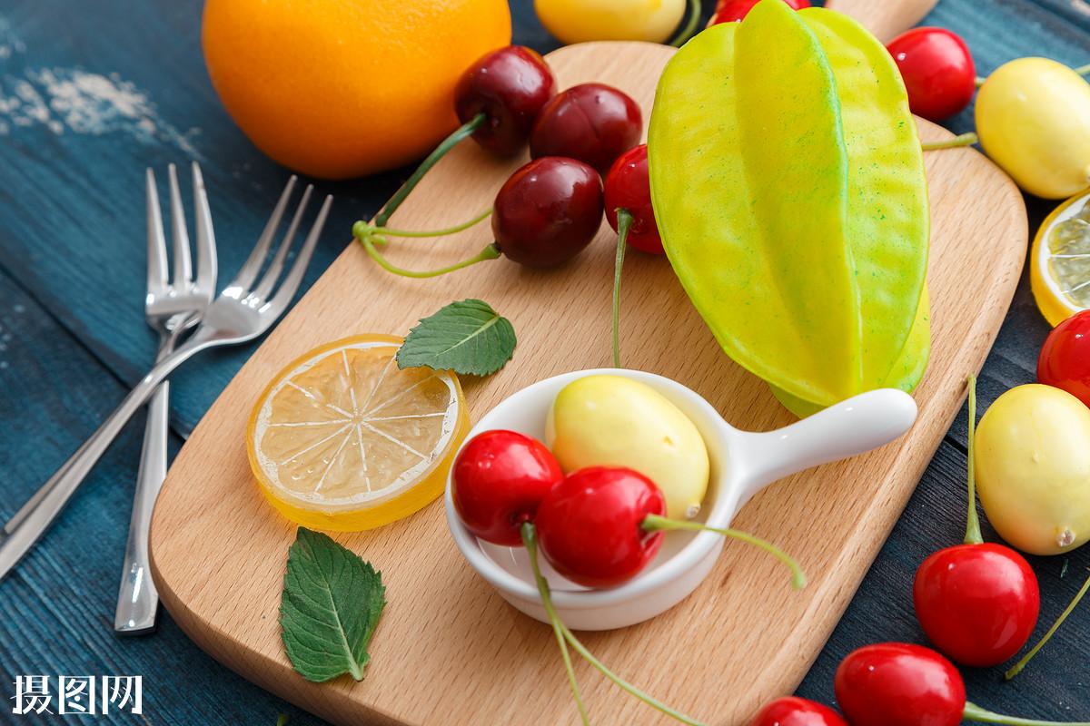 水果,创意,食品,美食,新鲜,美味,食物,静物,摄影,平铺,夏天,夏季图片
