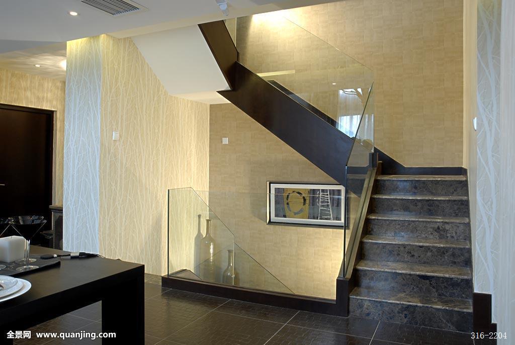 窗户,前卫,现代化,客厅,样板间,房地产,沙发,茶几,宽敞,复式楼,楼梯图片