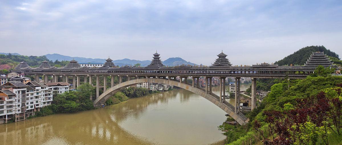 三江风雨桥的介绍